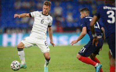 Kimmich: 'Saçma bir golle mağlup olduk'