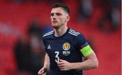 Andy Robertson: 'Bazılarını hayal kırıklığına uğrattık