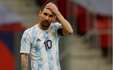 Copa America'da Arjantin ve Şili çeyrek finalde