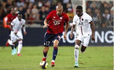 Lille, Süper Kupayı da PSG'ye bırakmadı
