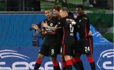 Eintracht Frankfurt beraberliğe abone