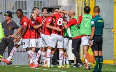 AC Milan doludizgin gidiyor