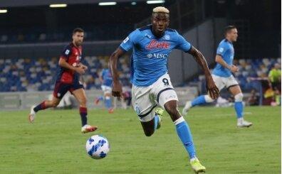Napoli iki golle liderlik koltuğunu devraldı