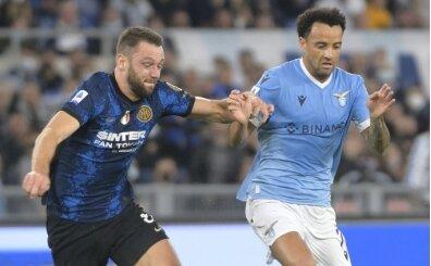 Inter'in namağlup serisini Lazio bitirdi!