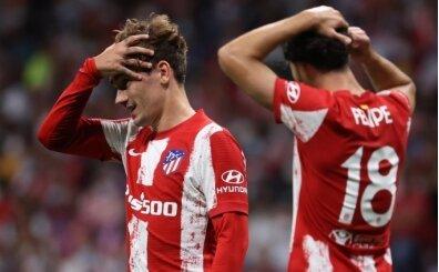 Atletico Madrid Levante deplasmanında gülemedi