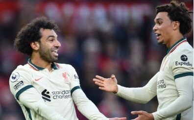 Salah ÇILDIRDI, Liverpool MANU'yu parçaladı