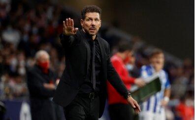 Diego Simeone: 'Kararlarımı takımın iyiliği için alıyorum'