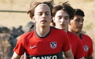 Gaziantep FK'da altın çocuk: Eren Çakır