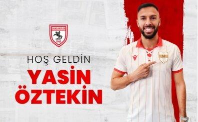 Yılport Samsunspor, Yasin Öztekin'i kadrosuna kattı!