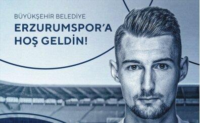 BB Erzurumspor'da transfer; Elba Rashani