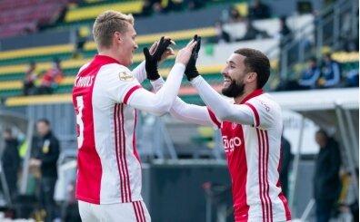 Fortuna Sittard kovaladı, Ajax galibiyete koştu!