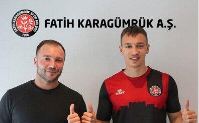 Fenerbahçe'den Karagümrük'e gitti