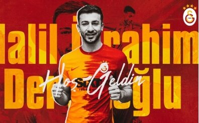 Galatasaray Halil İbrahim transferini açıkladı! İşte ödenecek rakam
