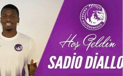 Ankara Keçiörengücü, Sadio Diallo'yu transfer etti