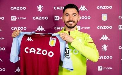 Aston Villa, Fransız futbolcu Sanson'u kadrosuna kattı