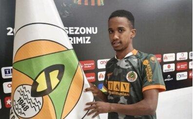 Alanyaspor'a Moritanya Ligi'nden transfer
