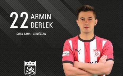 Sivassporlu Armin Derlek, NK Aluminj'e kiralandı