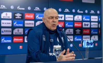 Schalke'de teknik adam ve sportif menajerin görevine son verildi