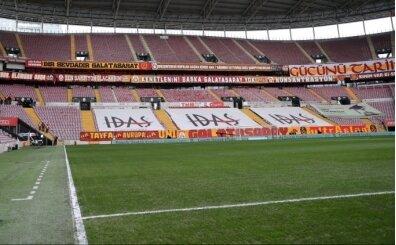 Galatasaray'da stadın zemininde son durum