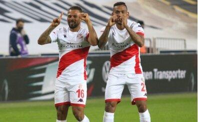 Antalyaspor'un 1000. golü Fredy'den