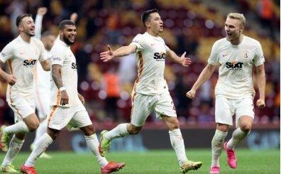 Galatasaray, geri dönüp kazandı!