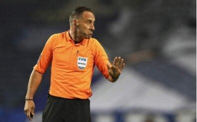 Galler maçına Portekizli hakem Artur Dias