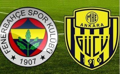 Fenerbahçe Ankaragücü canlı radyo yayını dinle, FB Ankaragücü maçı hangi radyoda canlı?