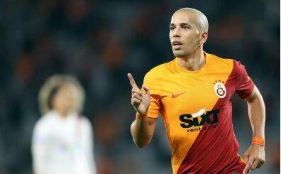 Galatasaray'da Feghouli var, Taylan yok