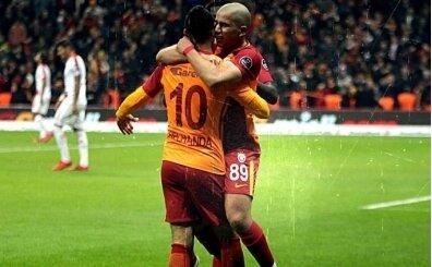Galatasaray'da Belhanda sancısı