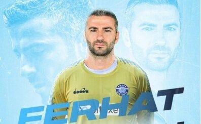 Adana Demirspor, kaleci Ferhat Kaplan'ı transfer etti