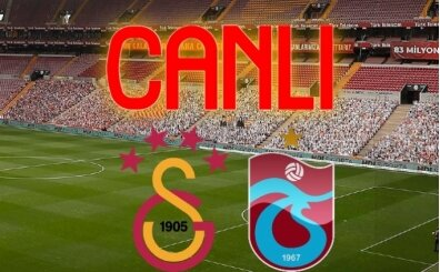 Galatasaray Trabzonspor GS TV izle, CANLI GS TV izle frekans bilgileri