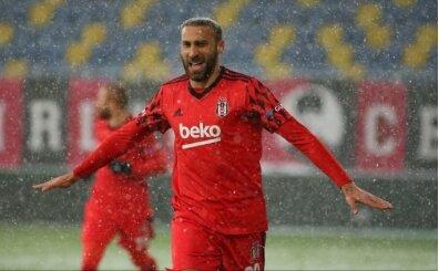 Beşiktaş'ta Cenk ve Montero, Malatya'da yok