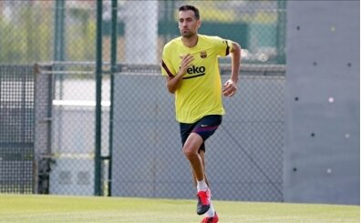 Sergio Busquets geri dönüyor