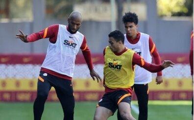 Galatasaray, Gaziantep FK maçı hazırlıklarına başladı