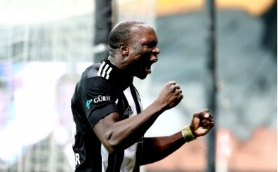 Aboubakar kendini affettirdi! Sözleşmeye 5 maç kaldı..