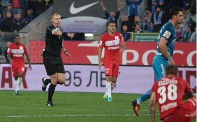 Fenerbahçe-Antwerp maçına Rus hakem