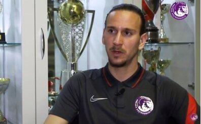Hamidovic: 'Avrupa'nın büyük liglerinde forma giyme hayalim var'