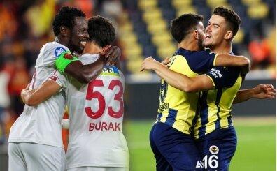Hatayspor - Fenerbahçe: İlk 11'ler belli oldu