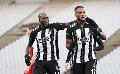Beşiktaş'ın muhteşem ikilisi: Aboubakar & Larin