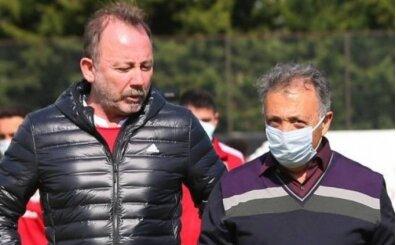 Beşiktaş'ta Göztepe maçı için kenetlenme