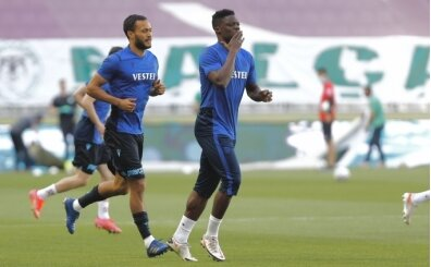 Trabzonspor'da gol sorunu çözülmedi
