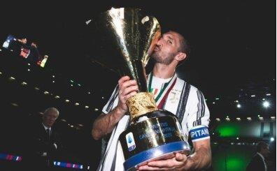 Juventus, kaptan Chiellini'nin sözleşmesini uzattı