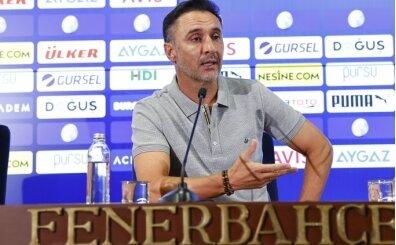 Vitor Pereira'dan Fenerbahçe-  Alanyaspor maçı sonrası açıklama