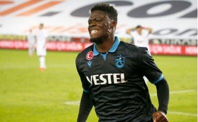 Trabzonspor'da Caleb Ekuban krizi
