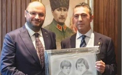 Yılmaz Akansu'dan Ali Koç'a ziyaret