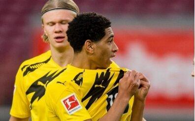 Dortmund, Stuttgart'ı yendi! Haaland yine atamadı!