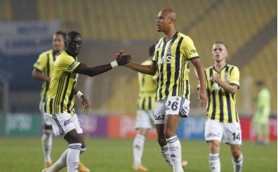 Fenerbahçe'de Tisserand ve Lemos formayı unuttu