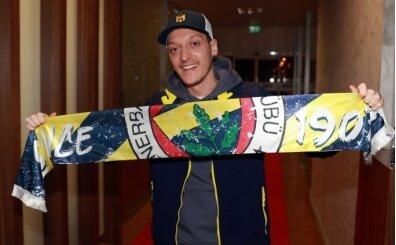 Mesut Özil forma numarası kaç olacak? Fenerbahçe'de Mesut Özil'in numarası kaç?