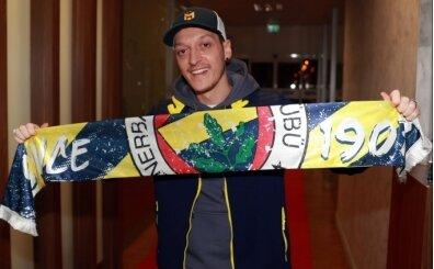 Mesut Özil Fenerbahçe forması çıktı mı? Mesut Özil forması kaç para? (18 Ocak Pazartesi)