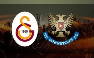 CANLI Galatasaray St. Johnstone maçı izle, GS şifresiz izle